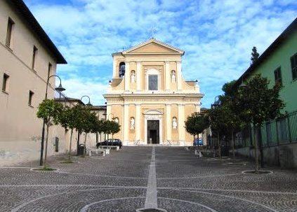 Saint Valentine Terni